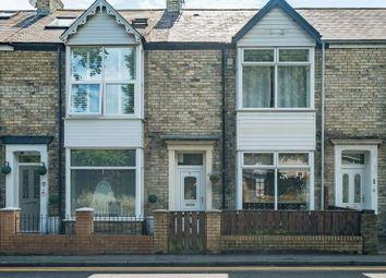 3 bed terraced house for sale in Dean Terrace, Ryton NE40