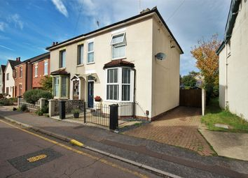 Thumbnail 3 bed semi-detached house for sale in Meyrick Crescent, Colchester, Essex