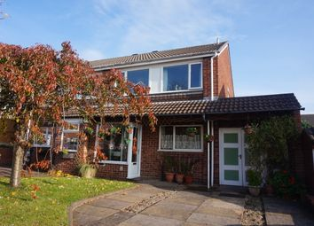 Thumbnail 3 bed semi-detached house for sale in Talbot, Glascote, Tamworth