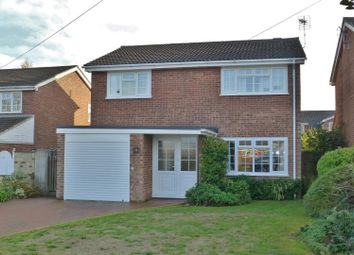 Thumbnail 4 bed detached house for sale in Firs Avenue, Uppingham, Oakham