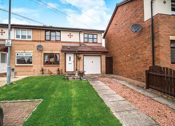Thumbnail 3 bedroom semi-detached house for sale in Airth Way, Blackwood, Cumbernauld