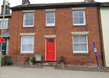 Thumbnail 3 bed terraced house for sale in London Road, Overton, Basingstoke