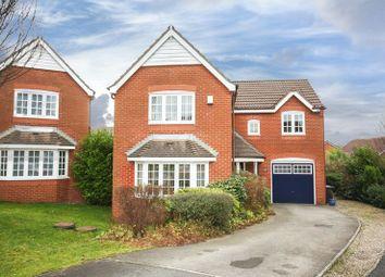 Thumbnail 4 bed detached house for sale in 15 Langton Close, Blackburn