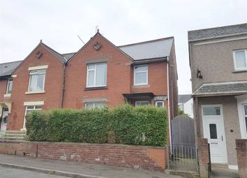 Thumbnail 3 bed semi-detached house for sale in Tydfil Street, Barry