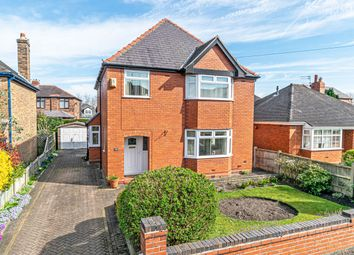 Thumbnail 3 bed detached house for sale in St. Annes Avenue, Grappenhall, Warrington