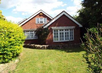 Thumbnail 4 bed bungalow for sale in Bullington End Road, Castlethorpe, Milton Keynes, Bucks
