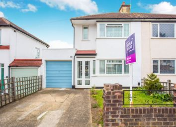 Thumbnail 2 bedroom semi-detached house for sale in Sefton Avenue, Harrow