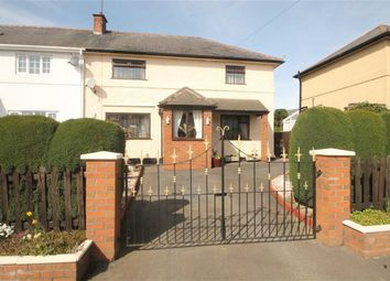 Thumbnail 3 bed semi-detached house for sale in Moors Bank, St. Martins, Oswestry
