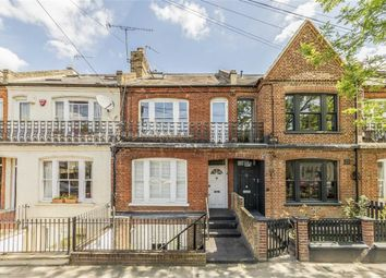 Thumbnail 2 bed flat for sale in Hazlebury Road, London