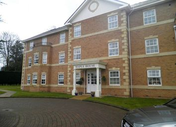 Thumbnail 3 bed flat to rent in Little Aston Hall Drive, Little Aston, Sutton Coldfield