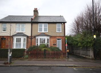 Thumbnail 3 bedroom semi-detached house for sale in Barrowell Green, Winchmore Hill