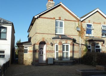 Thumbnail 2 bed property to rent in Mill Road, Royston