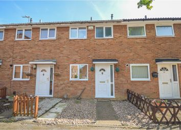 Thumbnail 2 bed terraced house for sale in Juniper Walk, Bedford