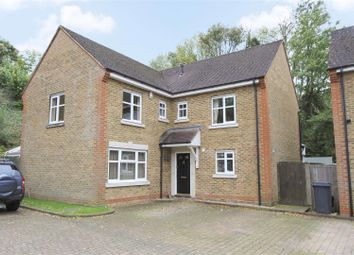 Thumbnail 4 bed detached house for sale in Heron Place, Harefield
