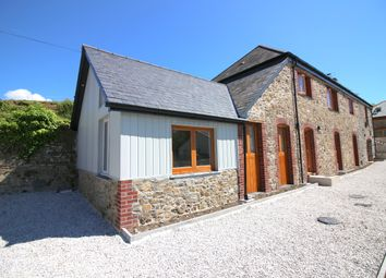 Thumbnail 4 bed barn conversion for sale in Trematon, Saltash