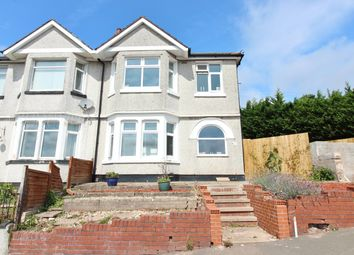 Thumbnail 3 bed property for sale in Shelley Road, Newport