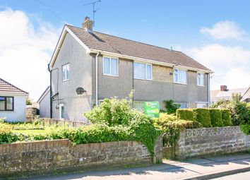 Thumbnail 3 bed semi-detached house for sale in Meadow Street, North Cornelly, Bridgend