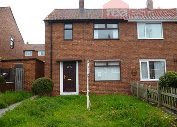 Thumbnail 2 bed semi-detached house to rent in Ennerdale Drive, Crook