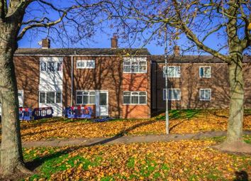 Thumbnail 3 bed end terrace house for sale in Wolverson Close, Willenhall, West Midlands
