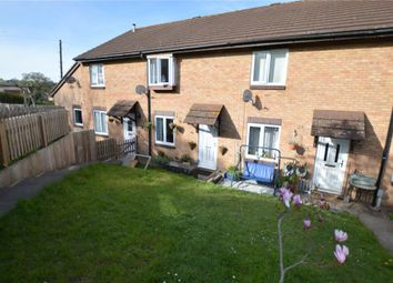 Thumbnail 3 bed terraced house for sale in Broadridge Close, Newton Abbot, Devon
