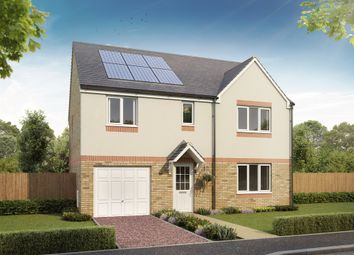 "Thumbnail 5 bed detached house for sale in ""The Warriston"" at Waukglen Avenue, Glasgow"