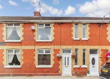 Thumbnail 3 bed terraced house for sale in Pleasant View, Brynmenyn, Bridgend.