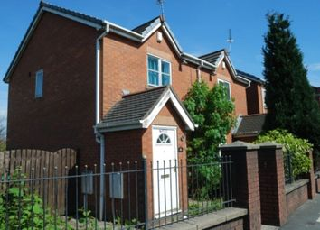 Thumbnail 2 bed semi-detached house to rent in Queens Road, Manchester