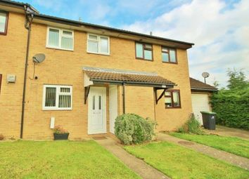Thumbnail 2 bedroom terraced house to rent in Fairhaven Close, Lode, Cambridge