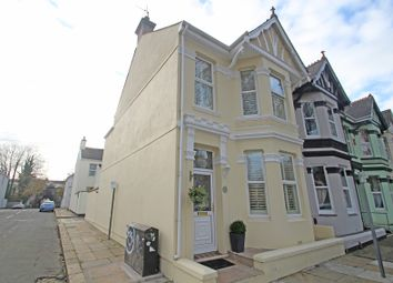 Thumbnail 2 bed end terrace house for sale in Cleveland Road, St Judes, Plymouth