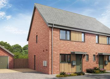 Thumbnail 3 bedroom semi-detached house for sale in Swans Nest, Brandon Road, Swaffham