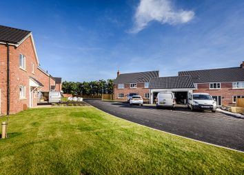 Thumbnail 4 bedroom detached house for sale in Tuns Road, Necton, Swaffham