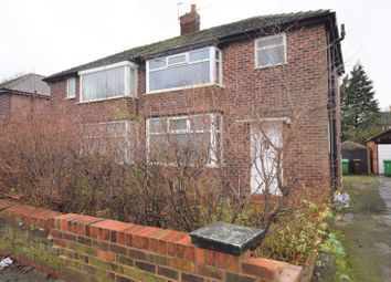 3 bed semi-detached house to rent in Barlow Moor Road, Chorlton Cum Hardy, Manchester M21