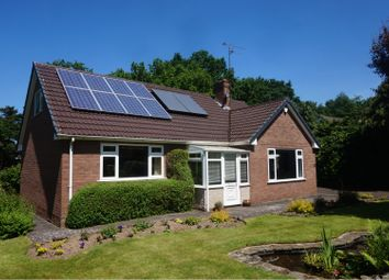Thumbnail 3 bed detached bungalow for sale in Old Coppice, Shrewsbury