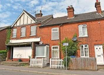 Thumbnail 2 bed terraced house for sale in Summers Road, Godalming