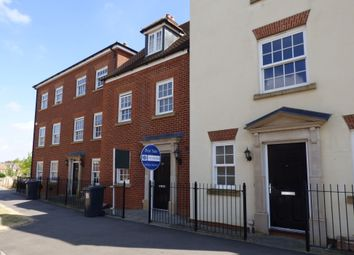 Thumbnail 4 bed end terrace house for sale in Greenkeepers Road, Great Denham, Bedford