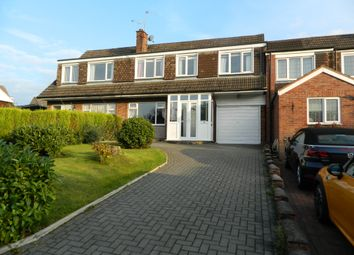 Thumbnail 4 bed semi-detached house to rent in Heath House Lane, Lower Tean