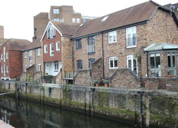 Thumbnail 2 bed terraced house to rent in Mews Street, St Kathrines Dock, Wapping