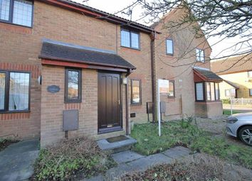 Thumbnail 2 bed terraced house to rent in Longhedge, Caldecotte, Milton Keynes, Bucks