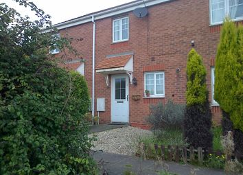 Thumbnail 2 bed terraced house to rent in Boatman Walk, Hanley, Stoke-On-Trent