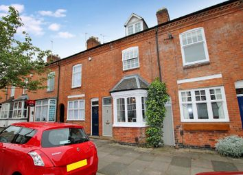 Thumbnail 3 bed terraced house for sale in Oxford Road, Clarendon Park, Leicester