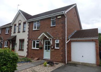 Thumbnail 3 bed semi-detached house for sale in Stocken Close, Gloucester