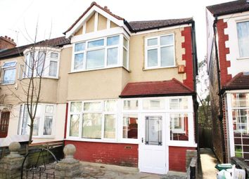 Thumbnail 3 bed semi-detached house to rent in St. Olaves Walk, London