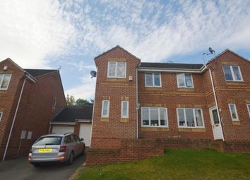 Thumbnail 3 bed semi-detached house to rent in Birley Spa Close, Hackenthorpe, Sheffield