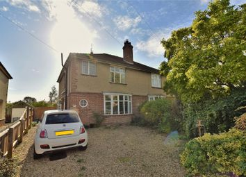 Thumbnail 3 bed semi-detached house for sale in Austerby, Bourne
