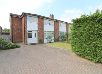 4 Bedrooms Semi-detached house for sale in Portland Crescent, Lower Feltham/Ashford Borders TW13