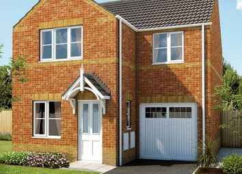 "Thumbnail 3 bed property for sale in ""The Bramhope"" at Doncaster Road, Goldthorpe, Rotherham"