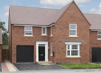 """Thumbnail 4 bedroom detached house for sale in """"Drummond"""" at Green Lane, Barnard Castle"""