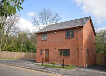 Thumbnail 3 bed detached house for sale in Hen Lane, Holbrooks, Coventry