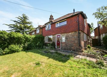 Thumbnail 3 bed semi-detached house for sale in Greatness Lane, Sevenoaks