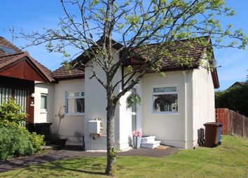 Thumbnail 1 bed bungalow for sale in Corlic Way, Kilmacolm